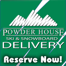 Powder House Ski Delivery Rentals